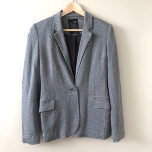 Knit Jersey Blazer | Aritzia